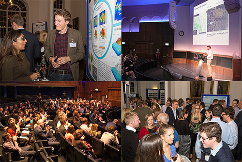Geography Alumni Grand Challenges Lecture 2017 at the RGS